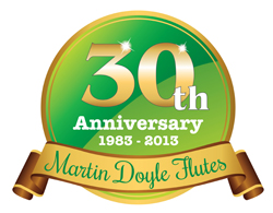 Martin Doyle Flutes' 30th Anniversary : 1983-2013