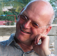 Martin Doyle in Tanzania.