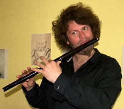 Joe Doyle playing FSC flute