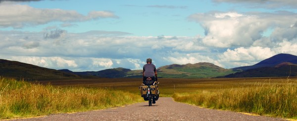 Nick Hand cycled his way through some beautiful landscapes and interviewed some very interesting souls.