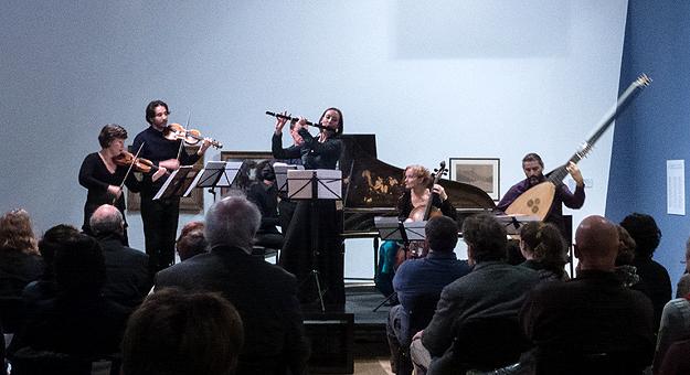Recital at the 20th Sligo Festival of Baroque Music
